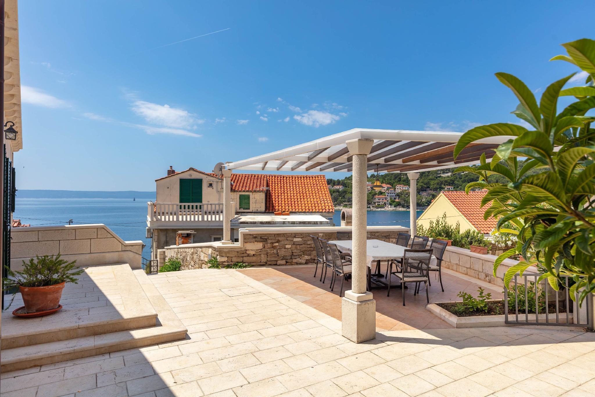 Villa Mir Vami In Island Of Brac