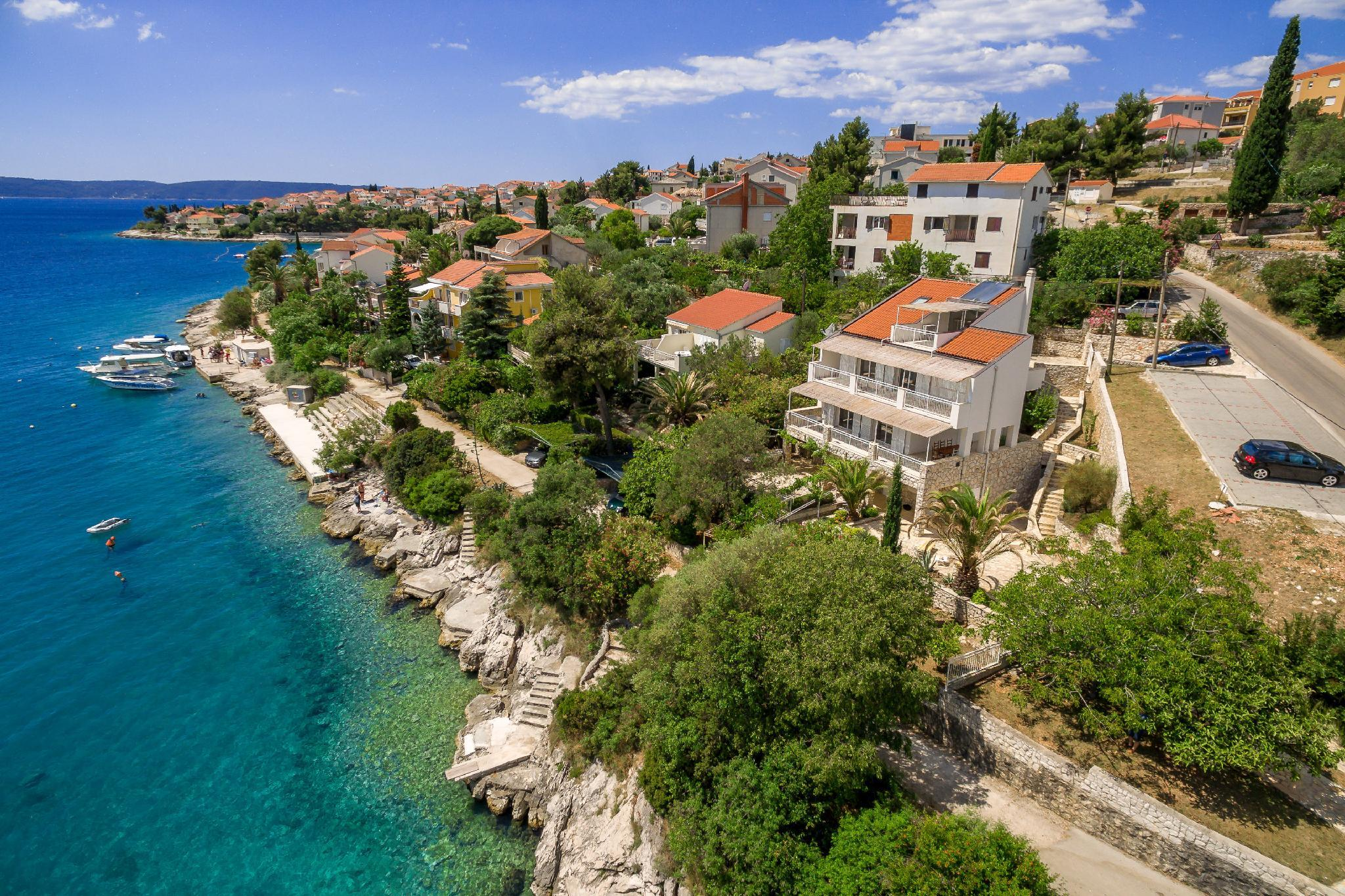Holiday Home Duje With Seaview