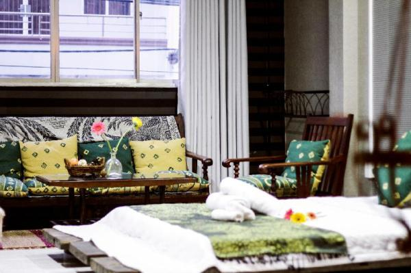 NHA SAIGON | Rustic Style & Spacious Room L2 Ho Chi Minh City