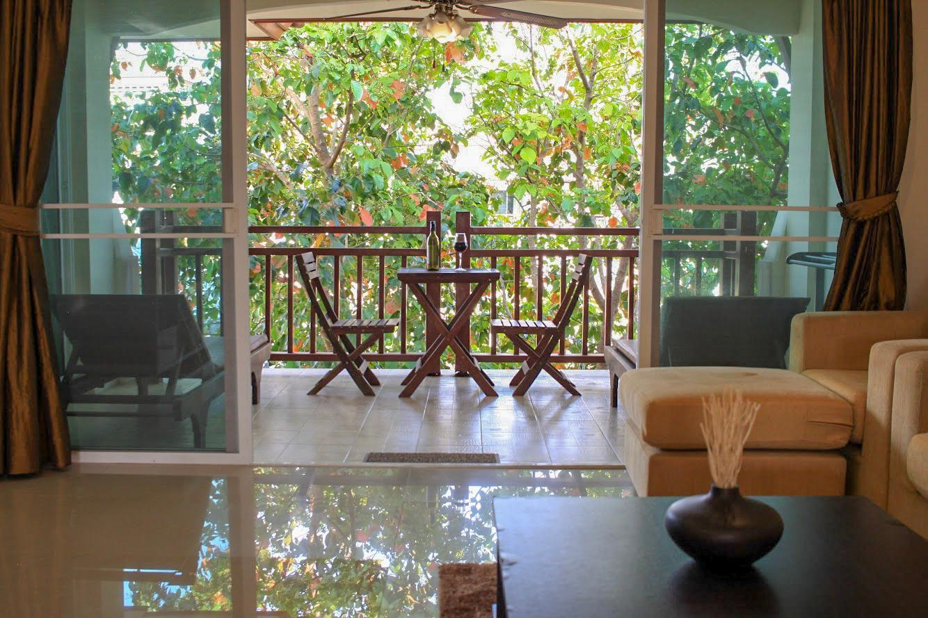 501 @ Palm Breeze Resort อพาร์ตเมนต์ 2 ห้องนอน 1 ห้องน้ำส่วนตัว ขนาด 106 ตร.ม. – ในหาน
