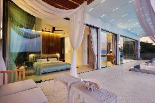 [チョンモン]ヴィラ(160m2)| 1ベッドルーム/1バスルーム Honeymoon seaview pool suite