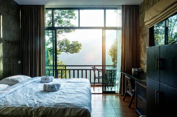 Evergreen resort resturant Chiang Mai