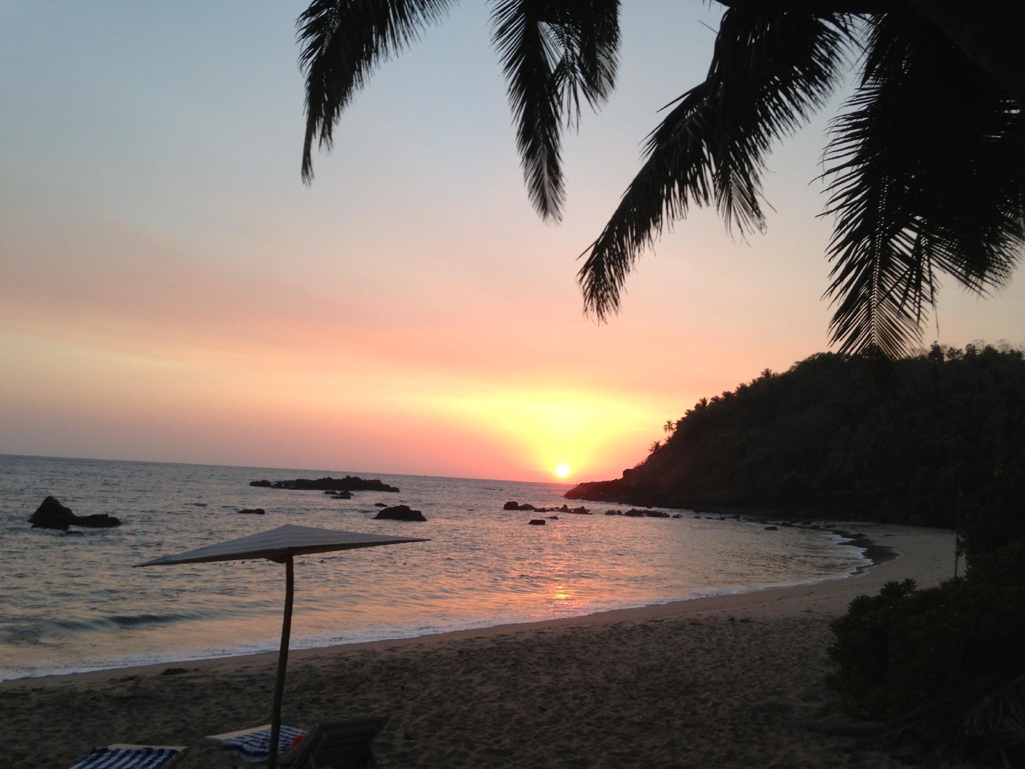 Cola Beach Exclusive Tented Resort.