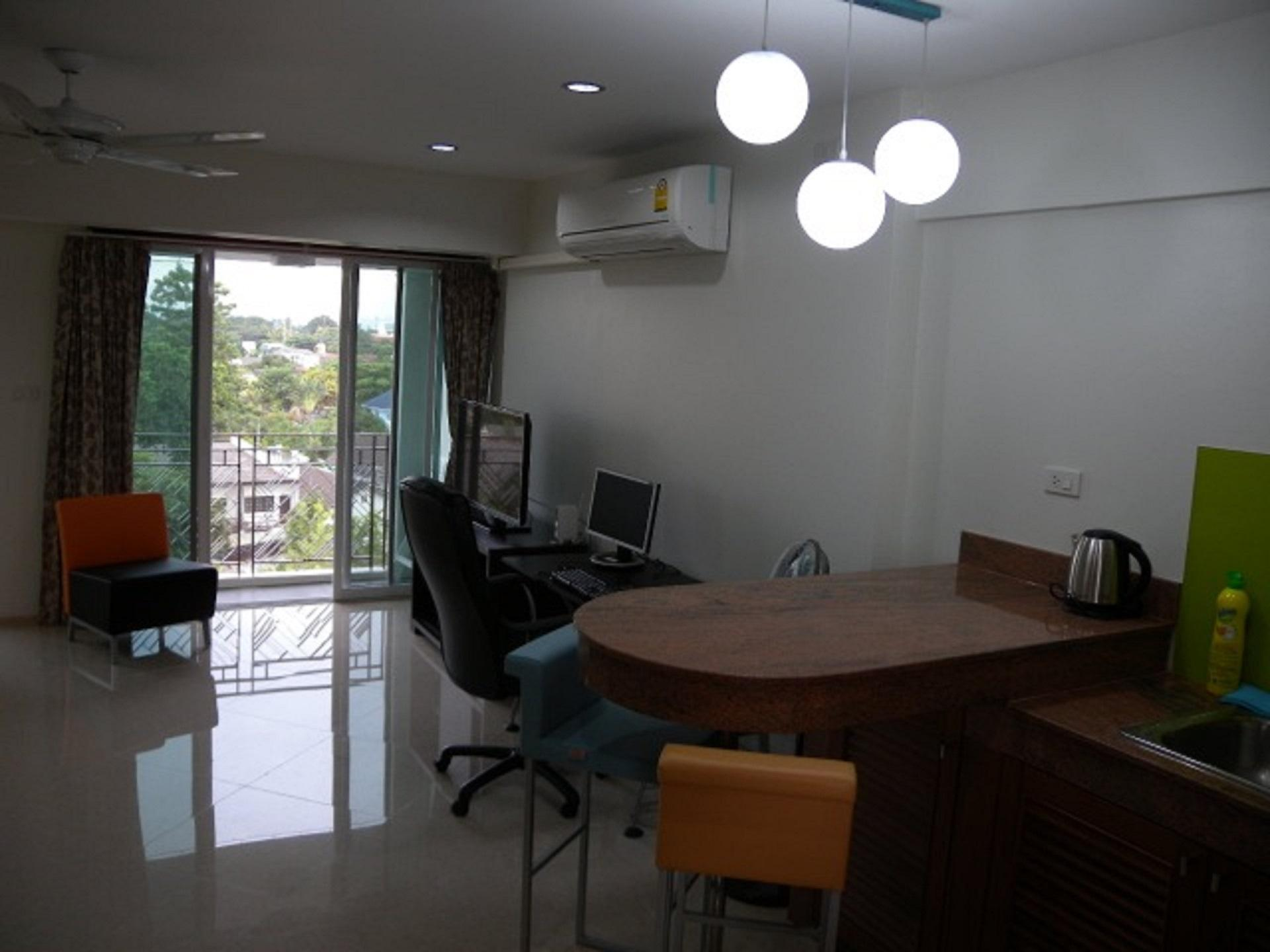 Old town Chiang Mai suite, modern furnishing (6Fl) สตูดิโอ อพาร์ตเมนต์ 1 ห้องน้ำส่วนตัว ขนาด 43 ตร.ม. – ช้างคลาน
