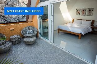 Sunset Emily - ROOM 7B/3 - terrace & BREAKFAST อพาร์ตเมนต์ 1 ห้องนอน 1 ห้องน้ำส่วนตัว ขนาด 25 ตร.ม. – คลองสน