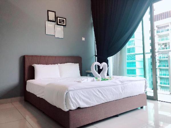 [As Home] Palazio 13th - Ikea Tebrau/Aeon /Tesco Johor Bahru