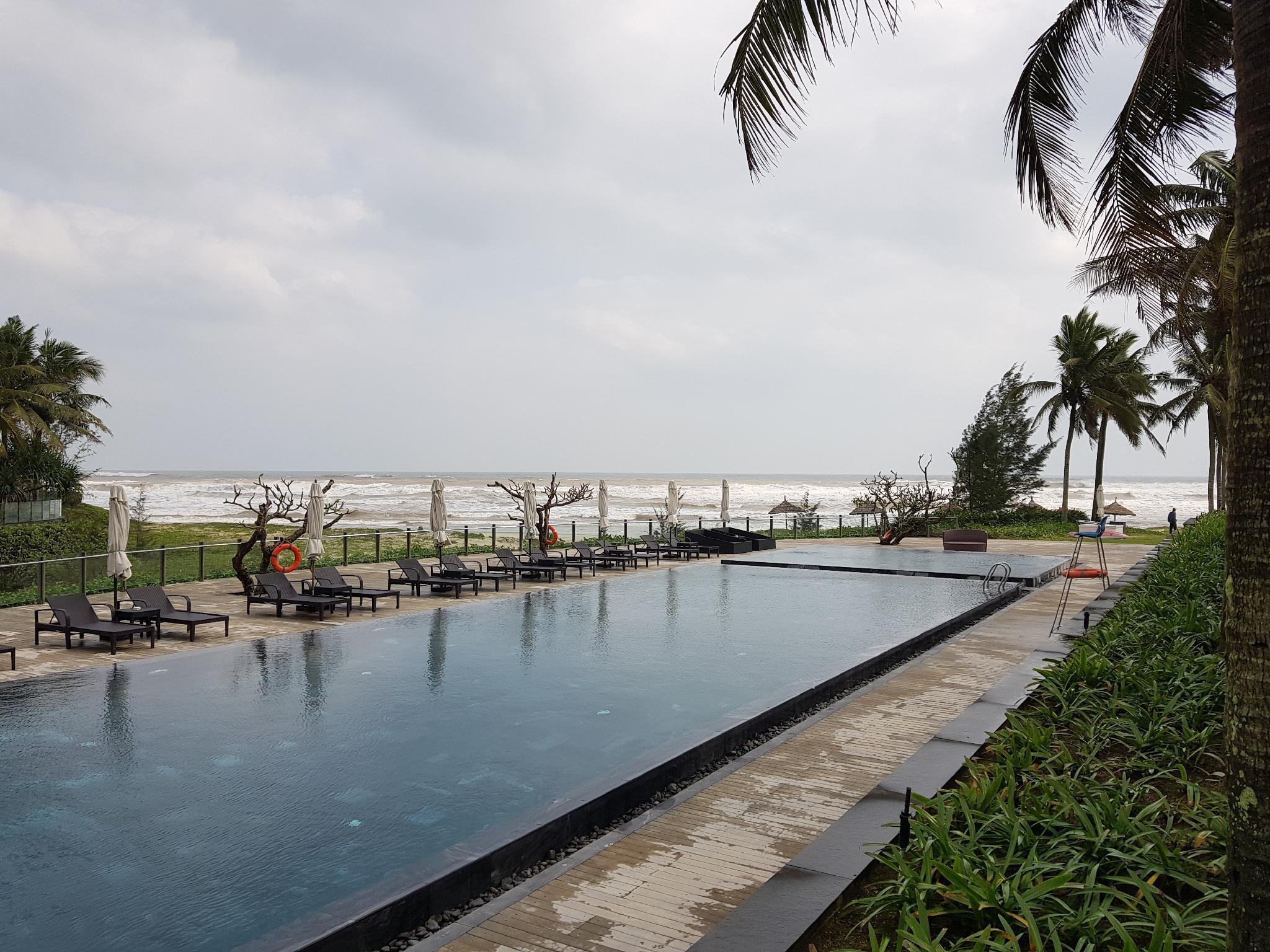 3 BedRs Villas Private Pool At DaNang Beach Resort