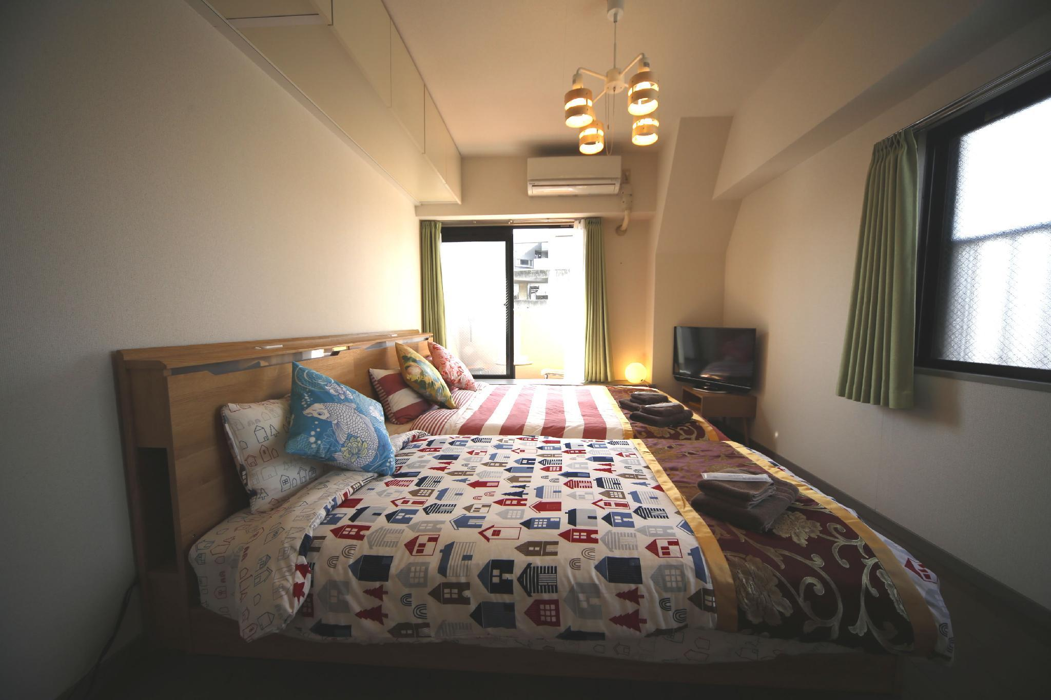 N81 Hakata Neo Hotel  Free Wifi