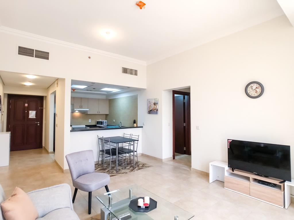 1BR Canal Residence With Parking Dubai Sports City