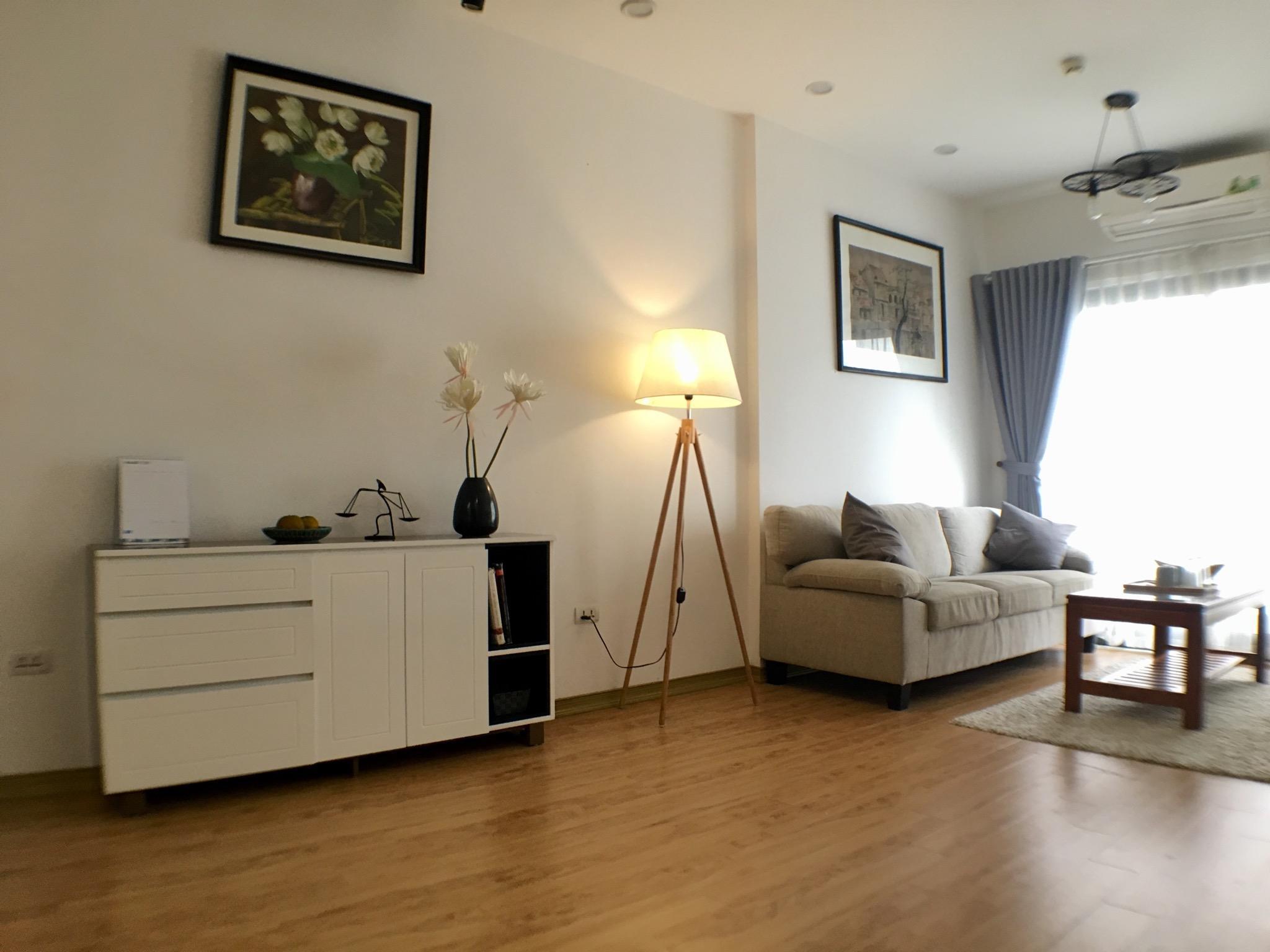 2 Bedroom Scandinavian Appartment Near Trung Hoa