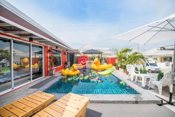 Pool Villa For 15 Persons | Midtown of Huahin Hua Hin