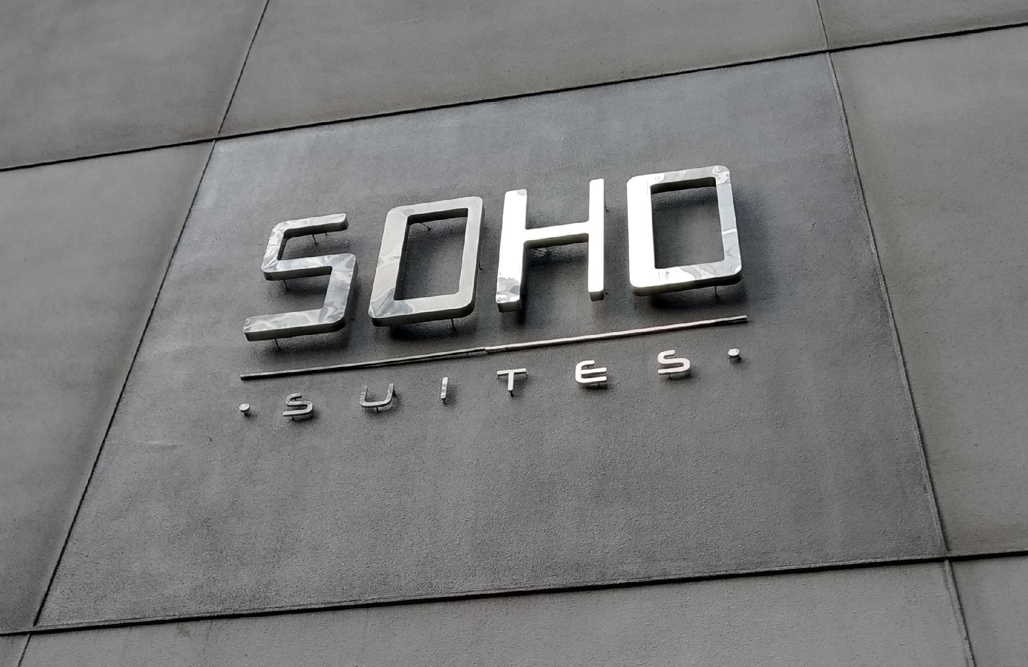 Soho Suites KLCC High Floor Furnished 2 Bedroom