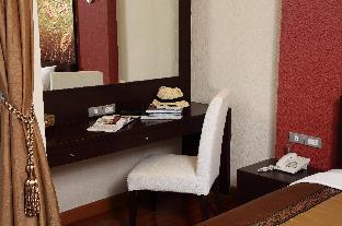 [サトーン]アパートメント(32m2)| 1ベッドルーム/1バスルーム Thai style room decoration Wifi
