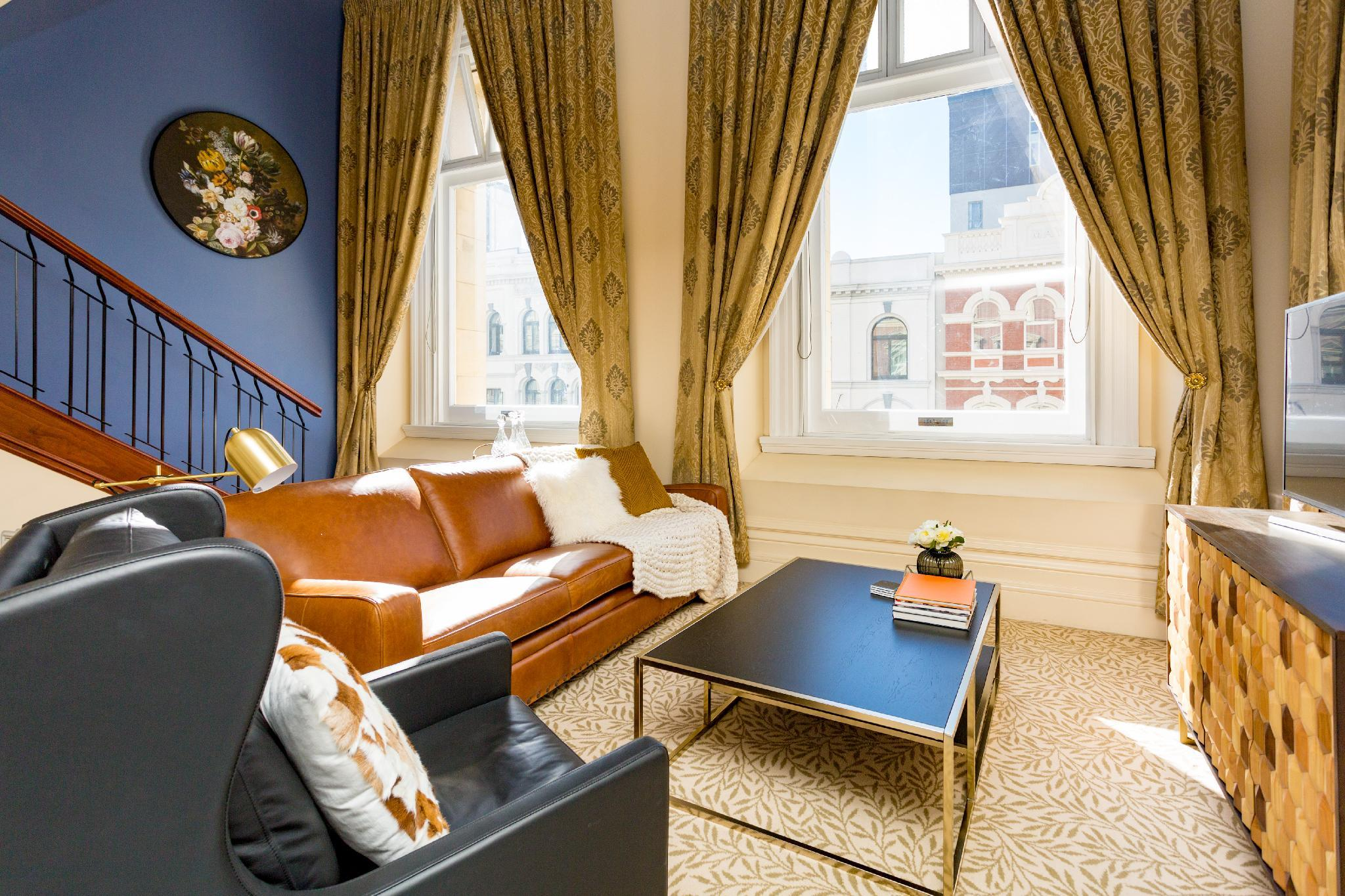 Luxury Redefined In Old Government Building