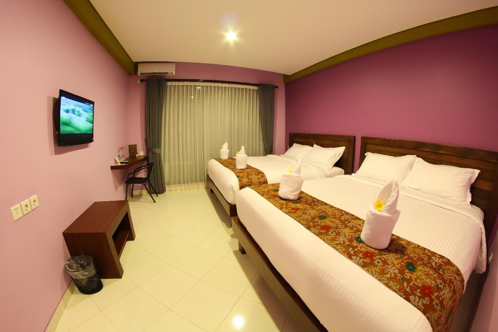 Room For 4 Person Alkyfa 2 Denpasar