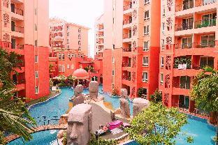 Seven Sea Resort Pattaya (Pool View) อพาร์ตเมนต์ 1 ห้องนอน 1 ห้องน้ำส่วนตัว ขนาด 37 ตร.ม. – หาดจอมเทียน