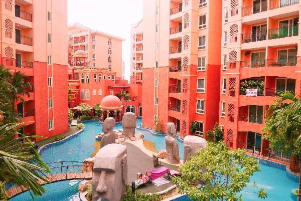 Seven Sea Resort Pattaya (Pool View) Pattaya