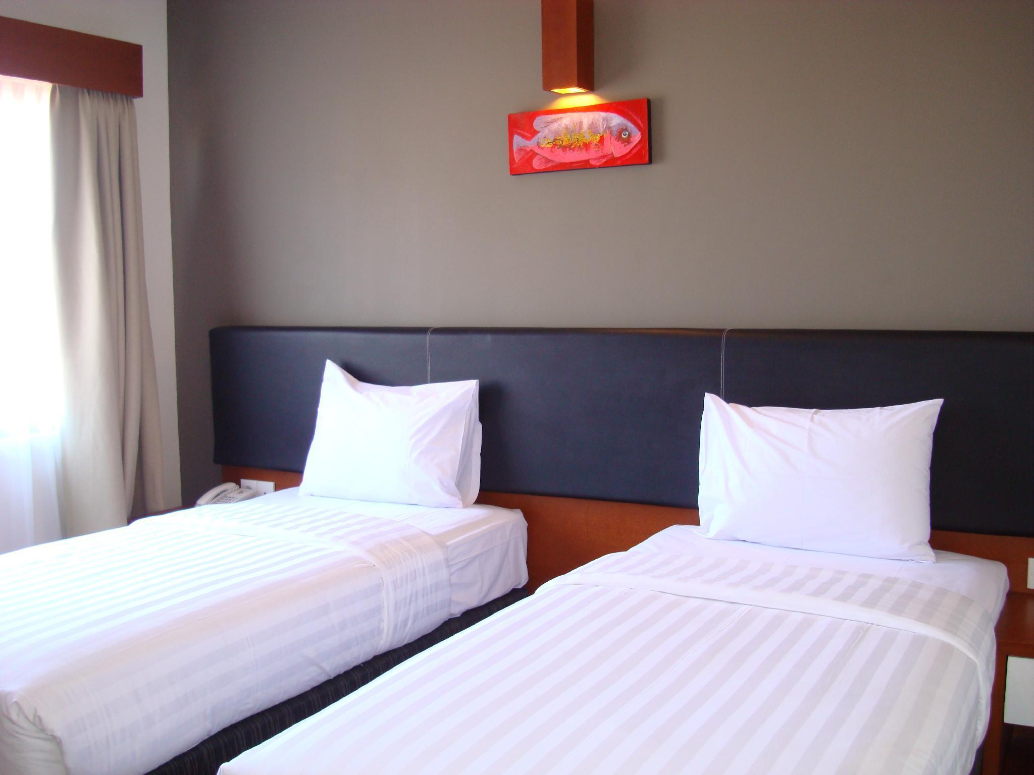 Superior Twin Room Near Sanur Beach