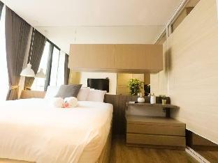 [スクンビット]アパートメント(30m2)| 1ベッドルーム/1バスルーム #38SKY POOL BKK LUX CONDO@PHROM PHONG BTS,ASOK BTS