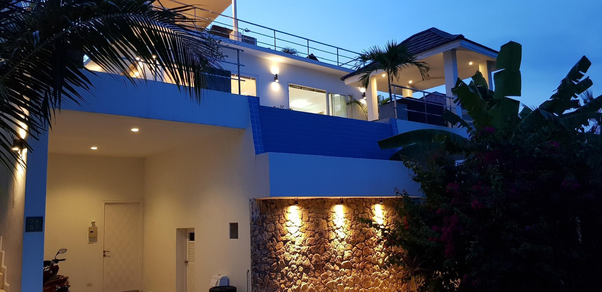 Paradis Villa วิลลา 4 ห้องนอน 3 ห้องน้ำส่วนตัว ขนาด 450 ตร.ม. – หาดเฉวง