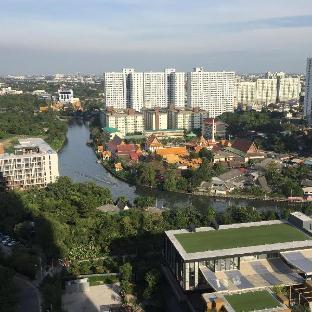 Modern Condo, Sukhumvit, Bangkok+ pool/gym/wifi อพาร์ตเมนต์ 1 ห้องนอน 1 ห้องน้ำส่วนตัว ขนาด 30 ตร.ม. – สุขุมวิท