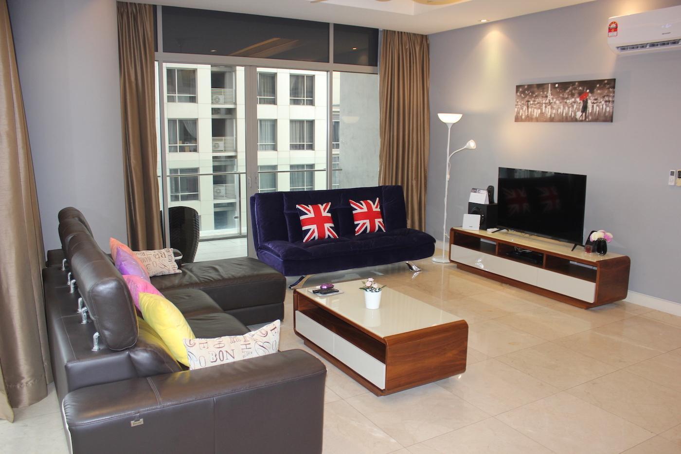 Pavilion Bukit Bintang Deluxe Suite  3 Bedrooms
