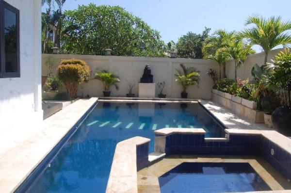 Private Double Room Villa Tentram 3 Bali