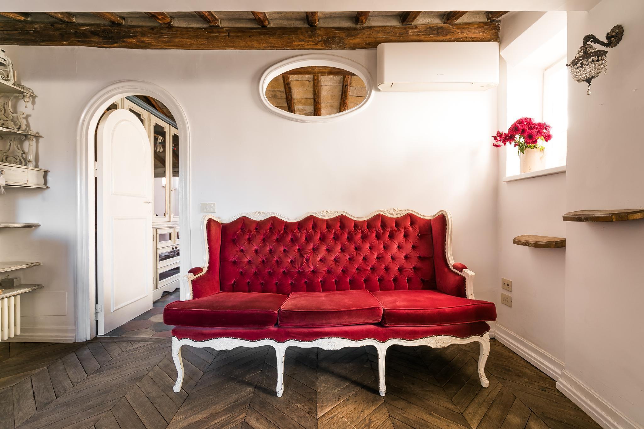 Scala lovely terrace apartment