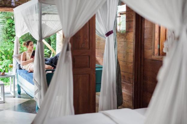 BIG DISC - Relaxing Wooden House near Umalas