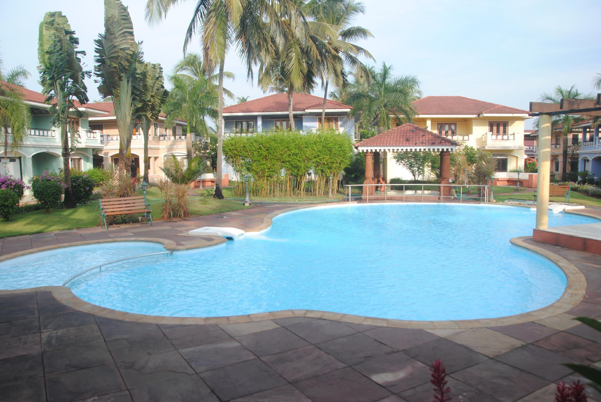 Classy 4 BHK Villa With Pool