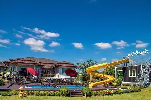 [カオヤイ国立公園]ヴィラ(400m2)| 3ベッドルーム/3バスルーム Phufa Villa @Khao Yai
