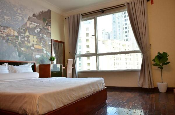 Spacious Apartment with Best city view & Free pool Ho Chi Minh City