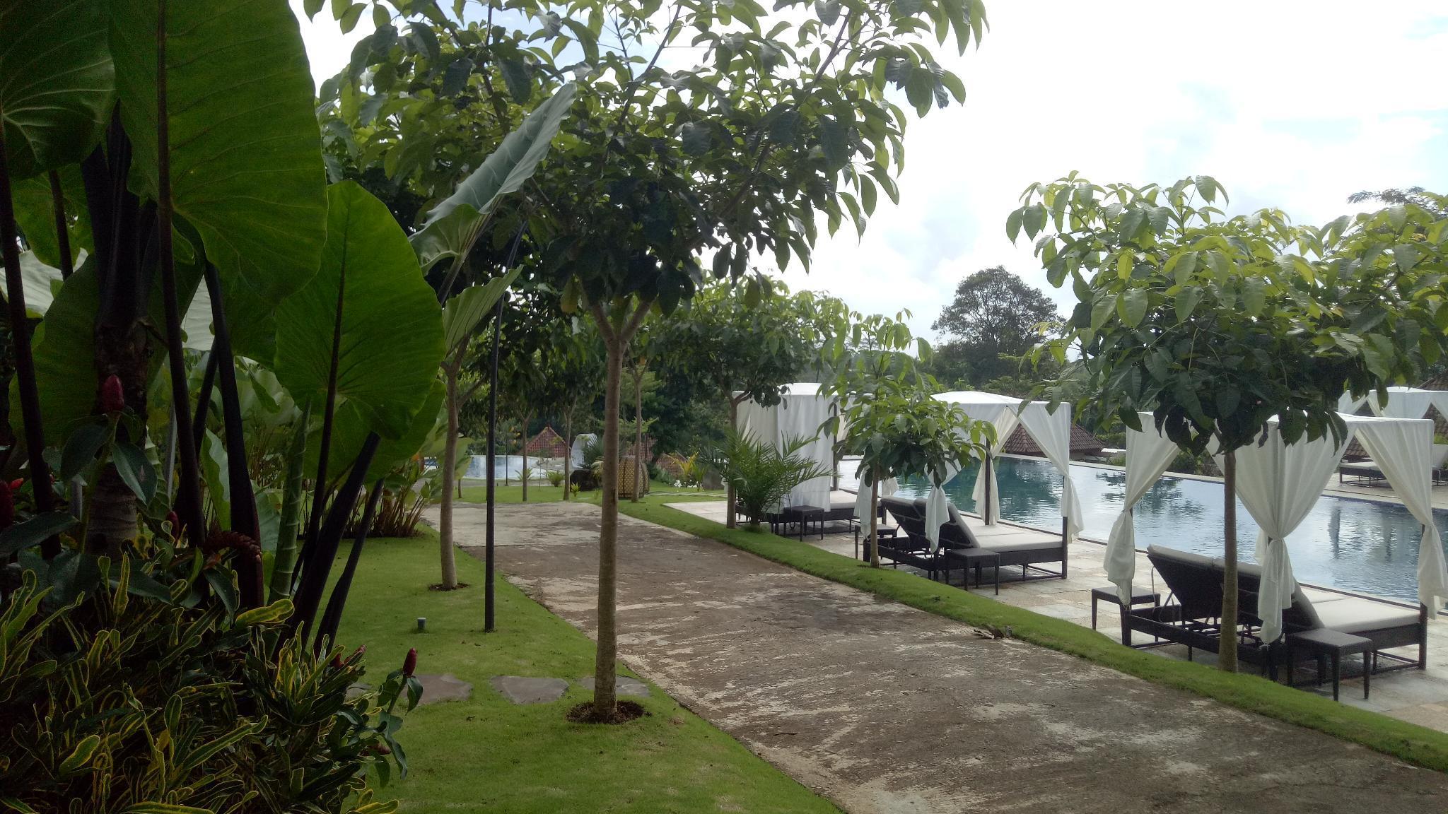 Honeymoon Pool View Villa At Karang Ploso