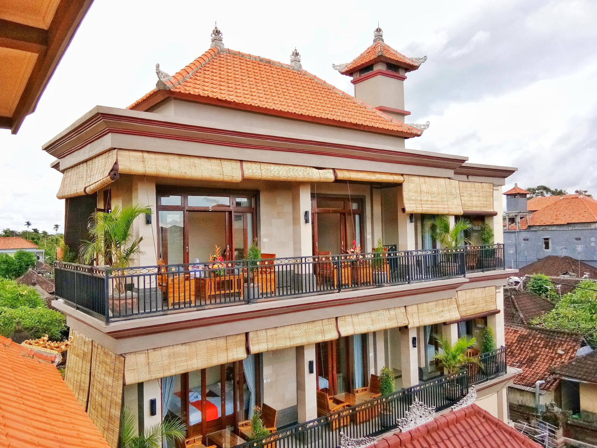 Clean Homestay In The Heart Of Ubud