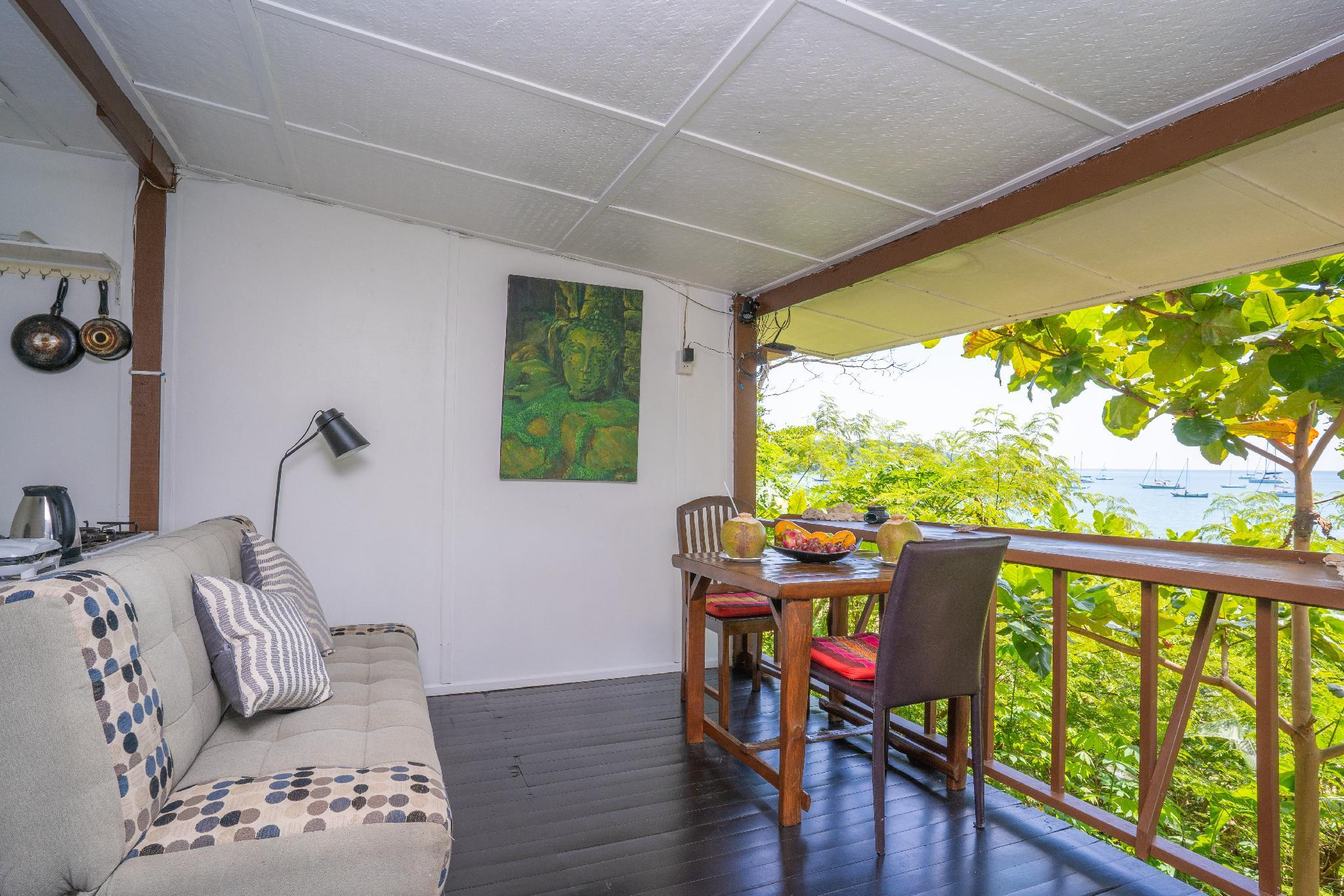 Unwind Right On The Beach At Secluded Bungalow