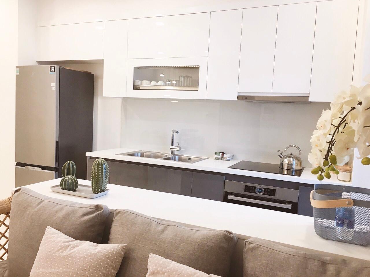 LiEBESAIGON Luxury Apartment In The City Center