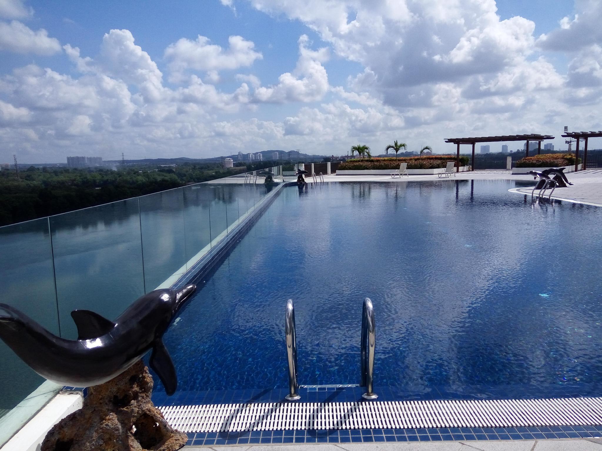 Bayu Marina Resort 2 Mins Away SOGO