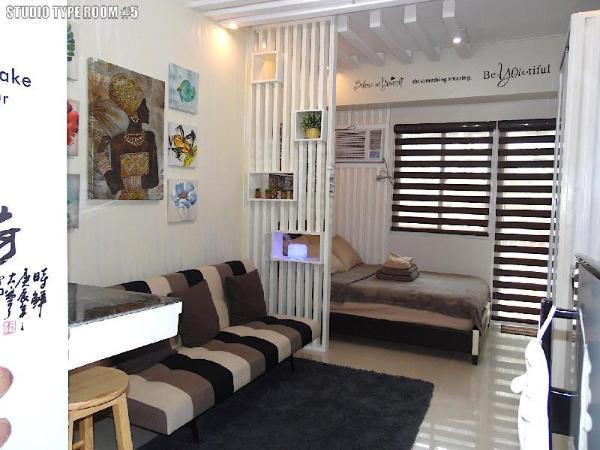 STUDIOCONDO FOR RENT AT FIELD RESIDENCES (ROOM #5) Manila