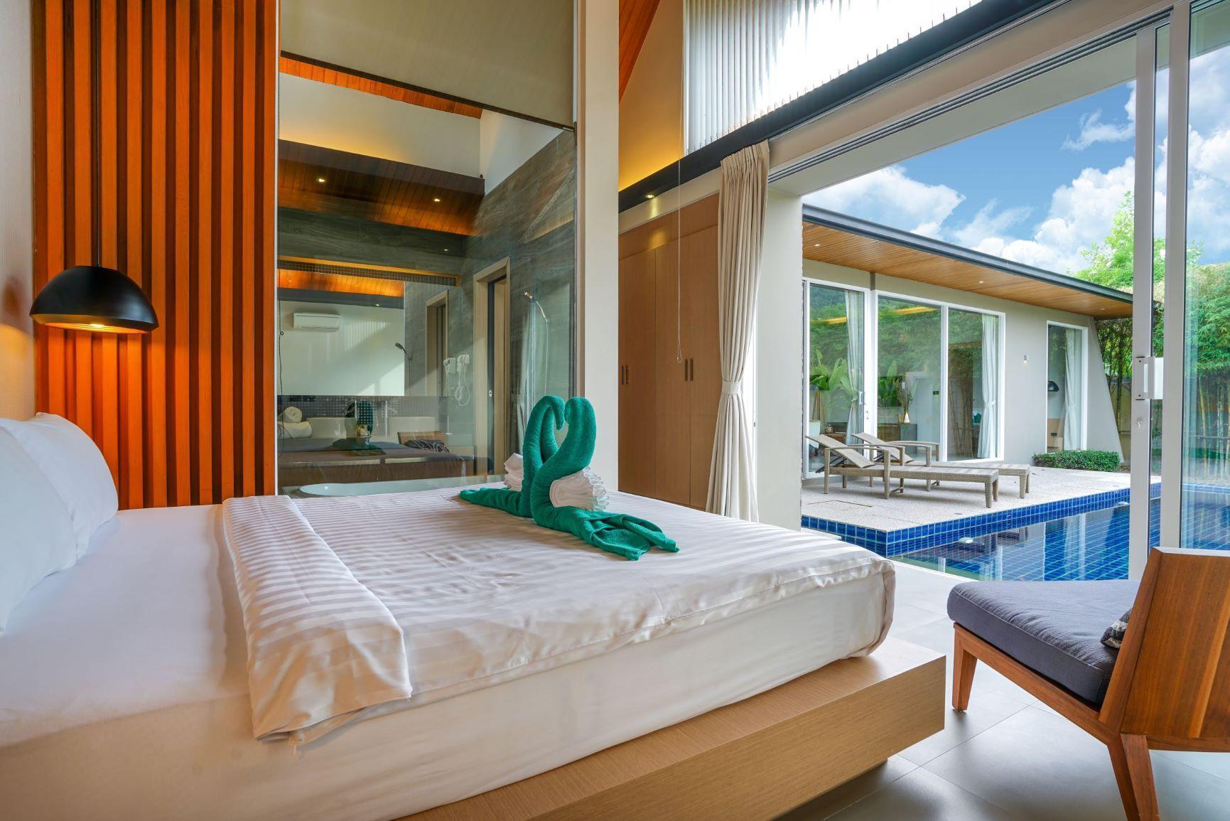 3 BDR Sunpao Pool Villa at Layan Phuket วิลลา 3 ห้องนอน 3 ห้องน้ำส่วนตัว ขนาด 177 ตร.ม. – ลายัน