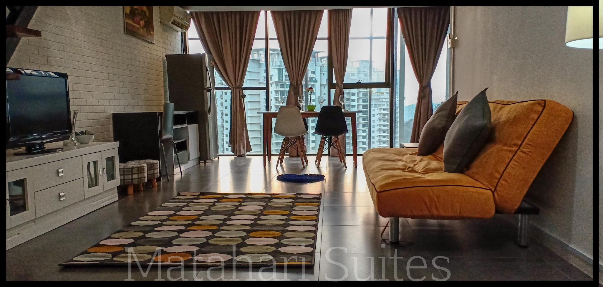 Matahari Suites @ Empire Damansara