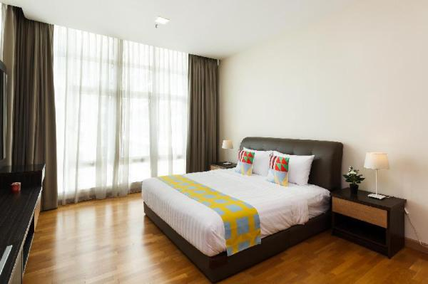 OYO Home 551 Spacious 2BR Dua Sentral Kuala Lumpur