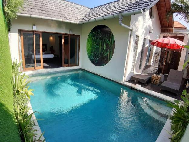 Seminyak One Bedroom Private Pool Villa Bambo