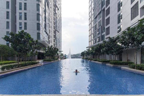 OYO Home 527 Lavish 2BR Dua Sentral Kuala Lumpur