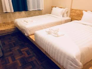 Ikkyu nimman  room (3 twins bed ) วิลลา 1 ห้องนอน 1 ห้องน้ำส่วนตัว ขนาด 23 ตร.ม. – นิมมานเหมินทร์