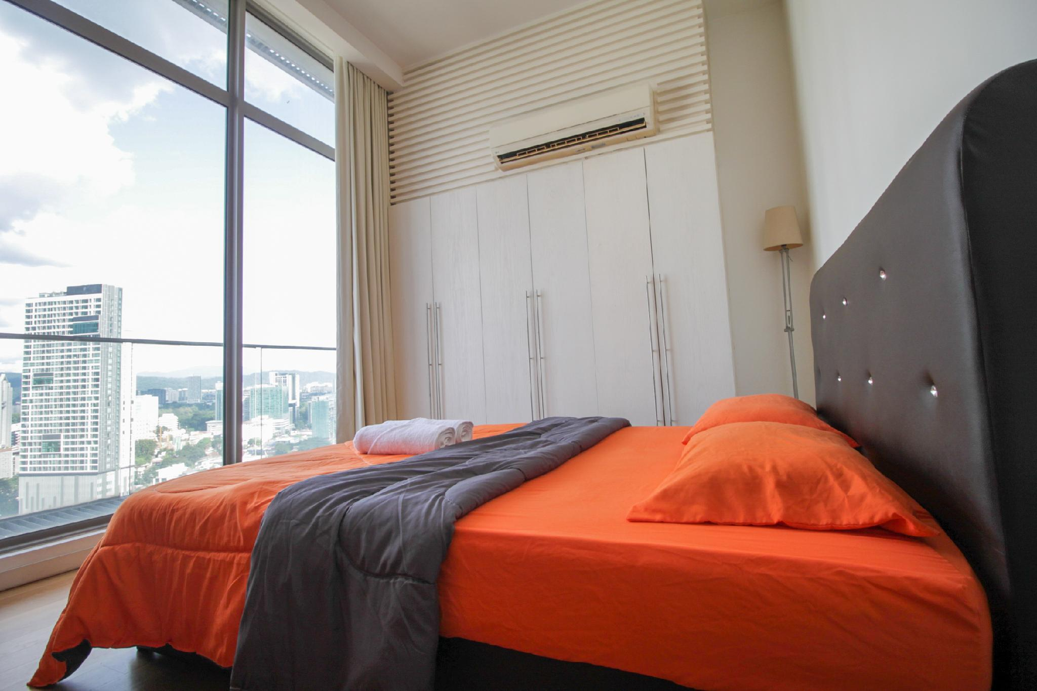 Family Suites 3 Bedroom With City View