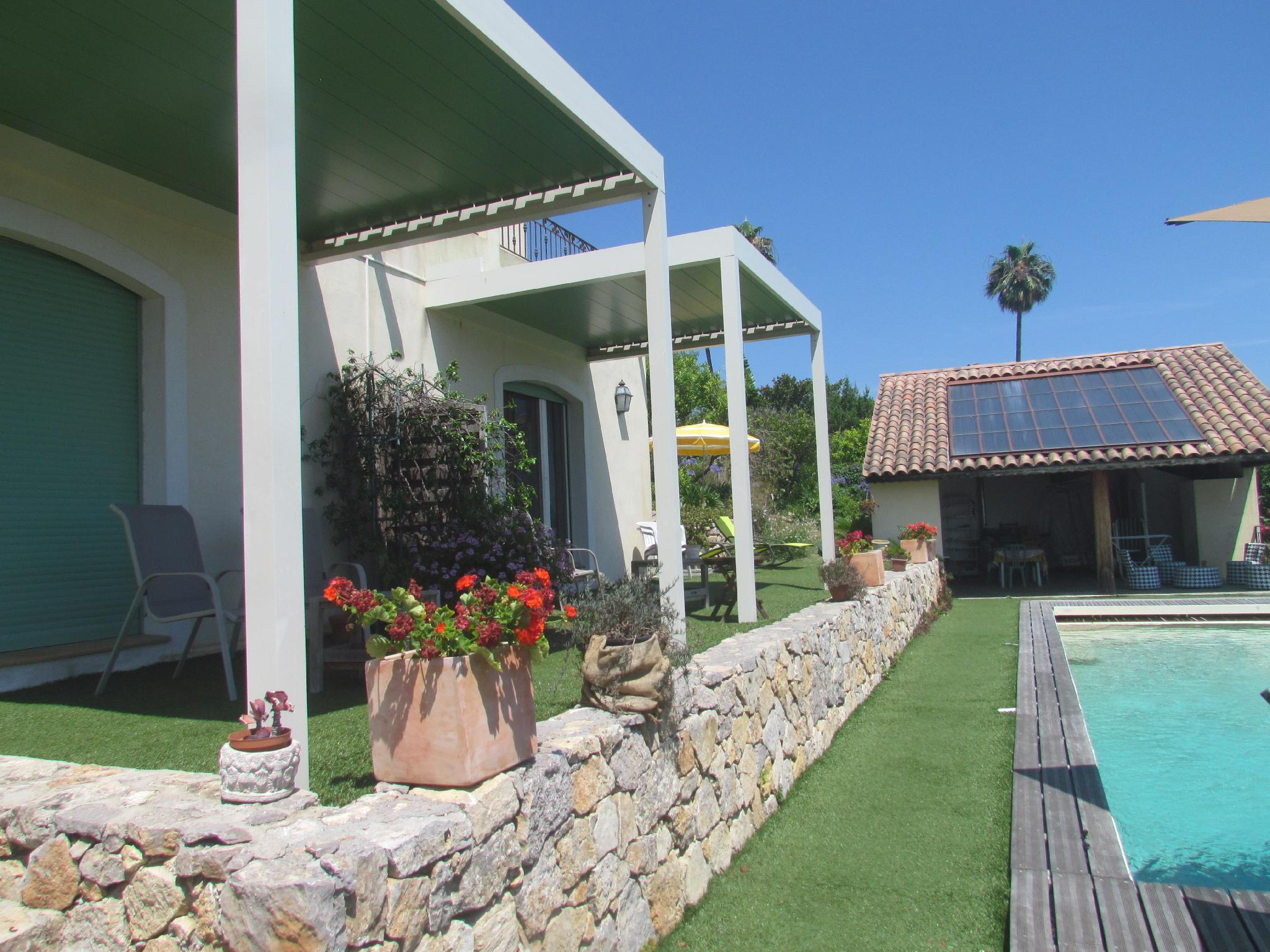 Provencal Guest House In An Organic Orchard.
