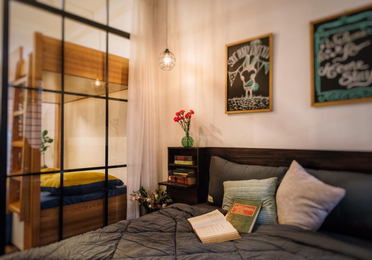 Piglet Homestay No.3   A Family Room For 4 Guests