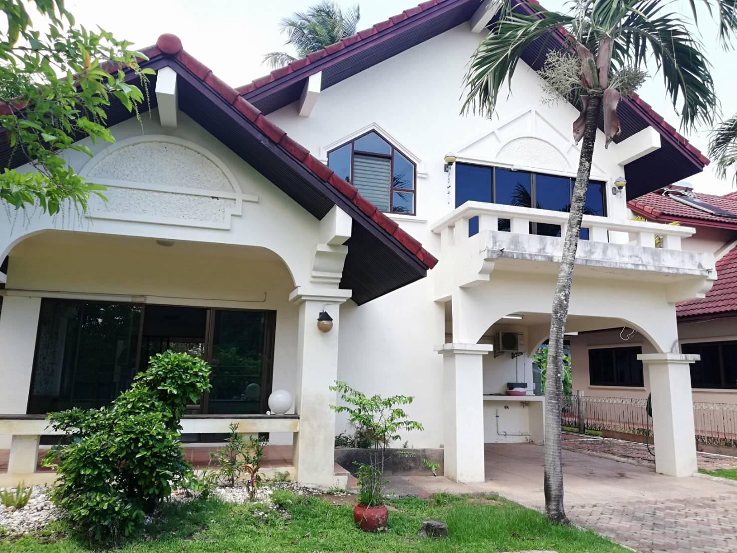 Single House for rent in Chalong, Phuket บ้านเดี่ยว 3 ห้องนอน 3 ห้องน้ำส่วนตัว ขนาด 400 ตร.ม. – ฉลอง