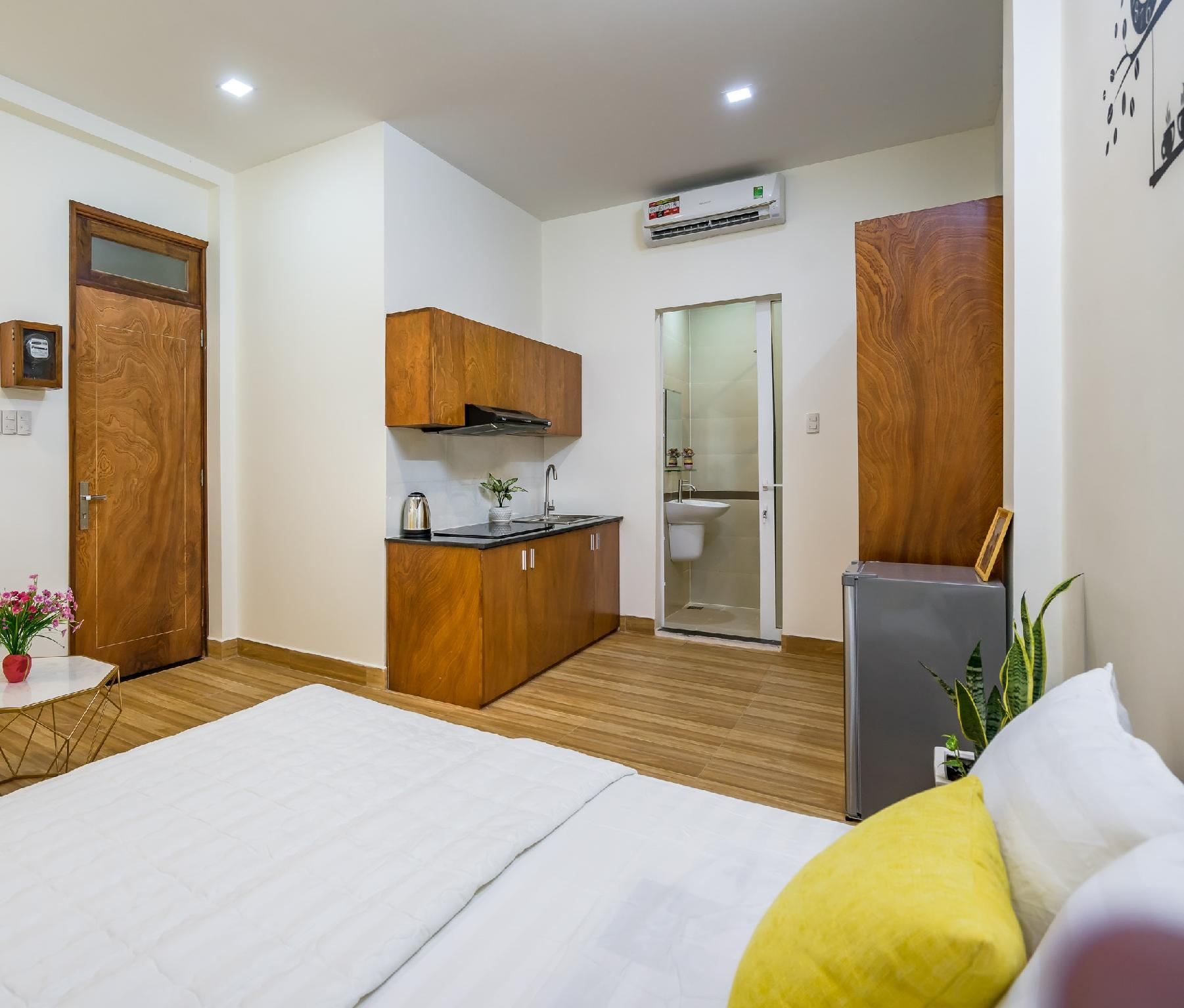 Private Room In An Phu District 2 With Kitchen 304