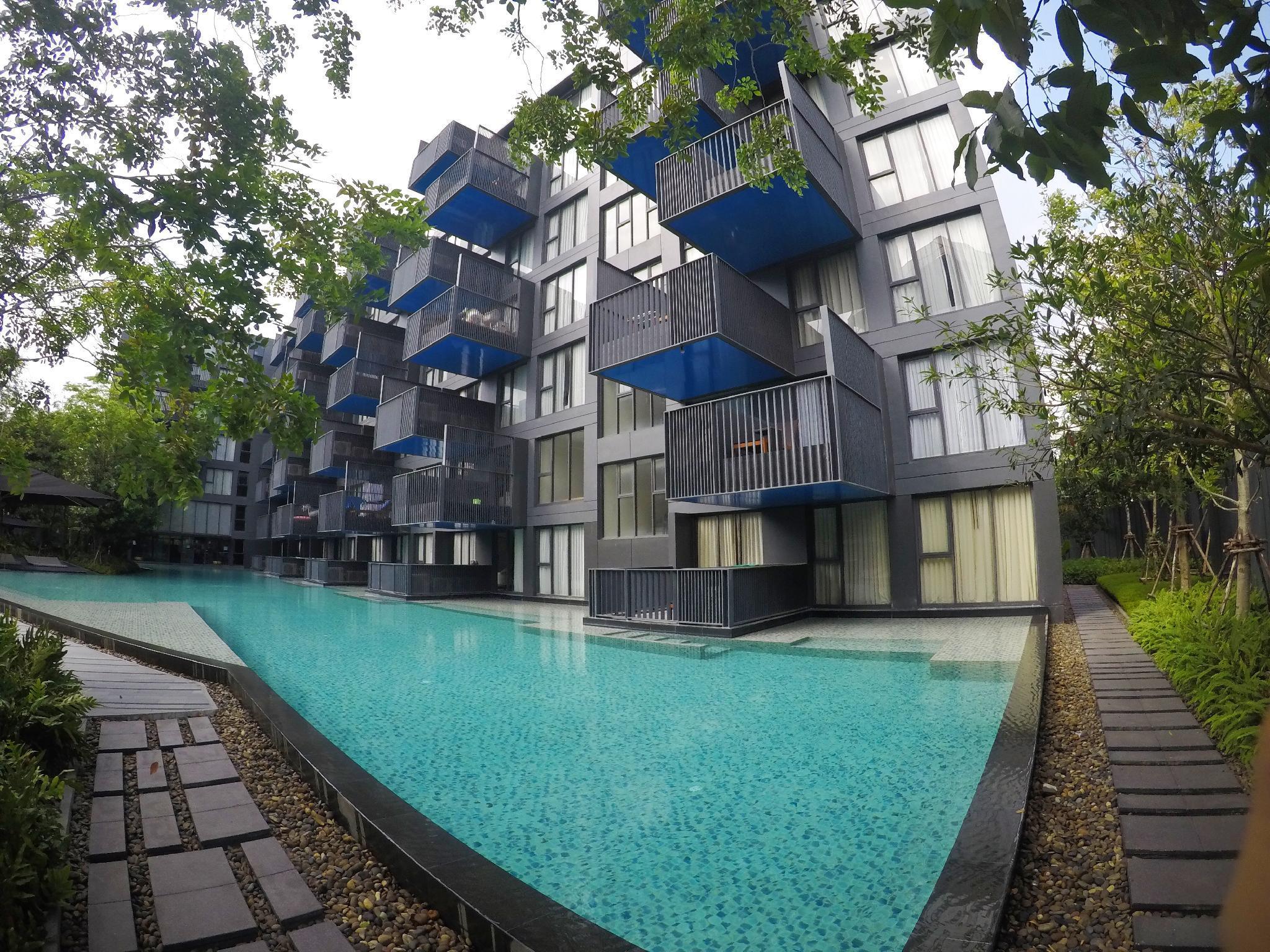 Infinity Pool 2 Bedroom Apartment In Patong Beach